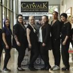 Rosenball Catwalk Beauty Lounge am 29.04.2016 in Berlin// Dennis Salewski