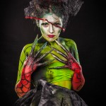 Catwalk Makeup Artist - Bodypainting Shooting 04.03.2016-118