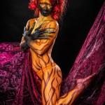 Catwalk Makeup Artist - Bodypainting Shooting 04.03.2016-147