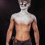 Catwalk Makeup Artist - Bodypainting Shooting 04.03.2016-32