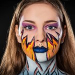 Catwalk Makeup Artist - Bodypainting Shooting 04.03.2016-77