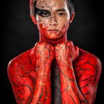 Catwalk Makeup Artist - Bodypainting Shooting 04.03.2016-96