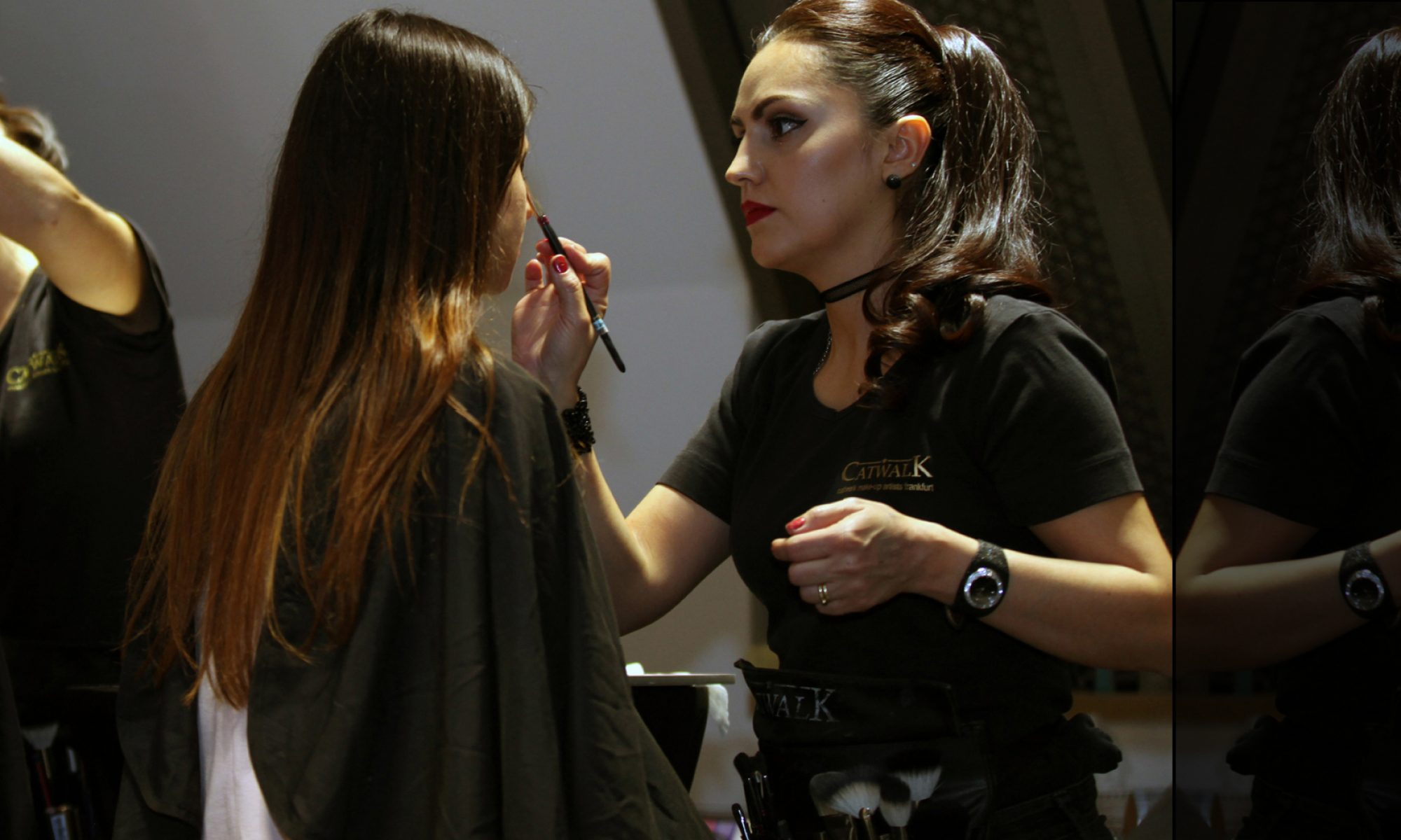 √ CATWALK ® Make-up Artist School