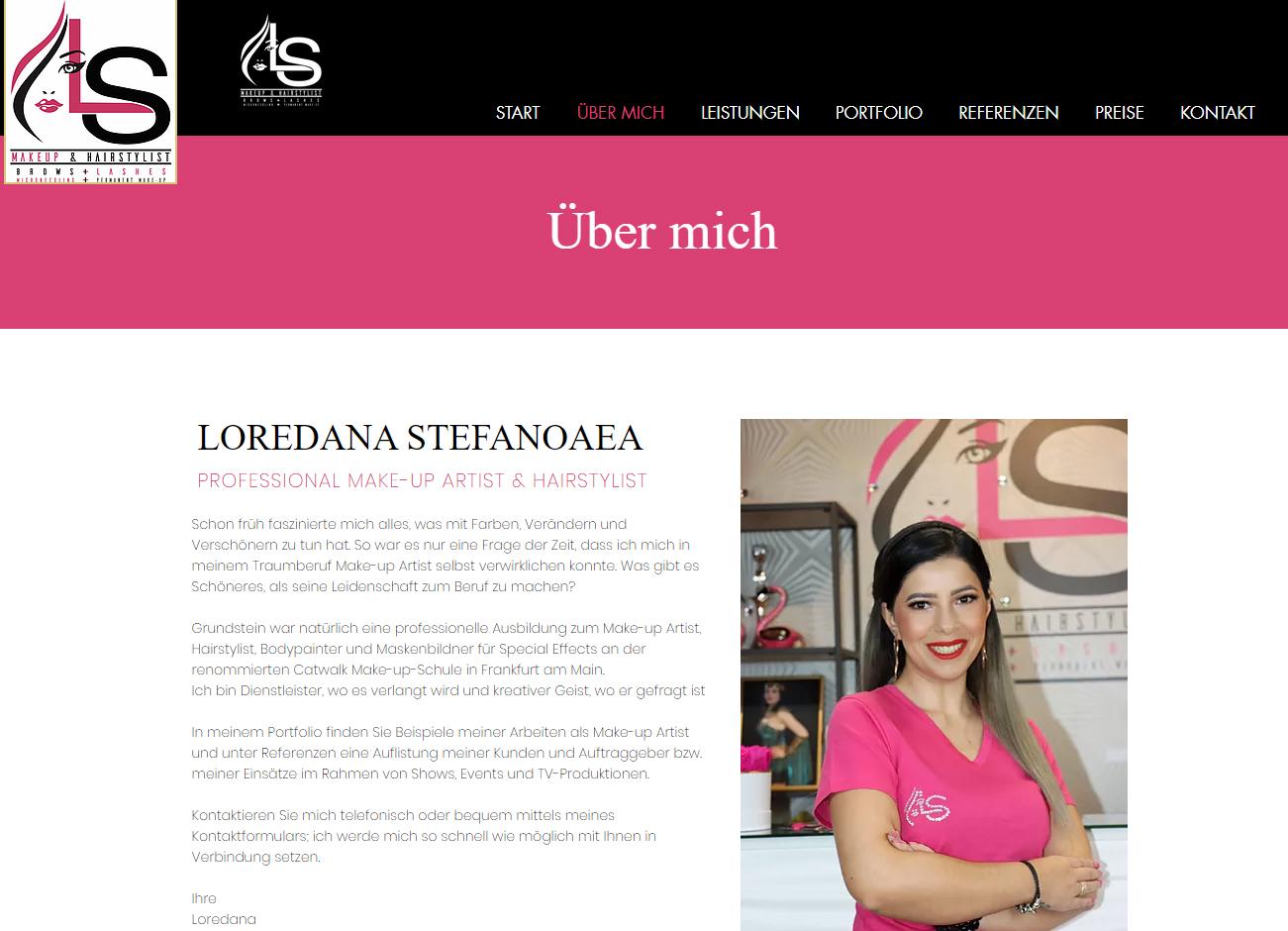 Loredana Stefanoaea